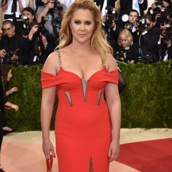 Amy Schumer Proved She Gets Chub Rub Just Like the Rest of Us