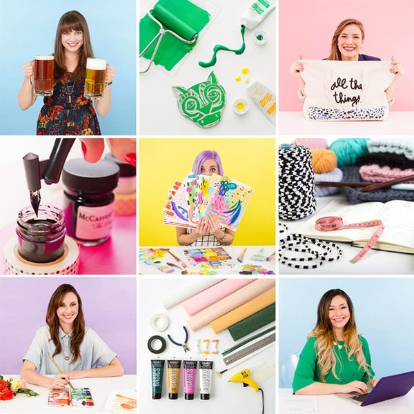 It's National Teachers Day! Save 15% on Online Classes and DIY Kits Today!