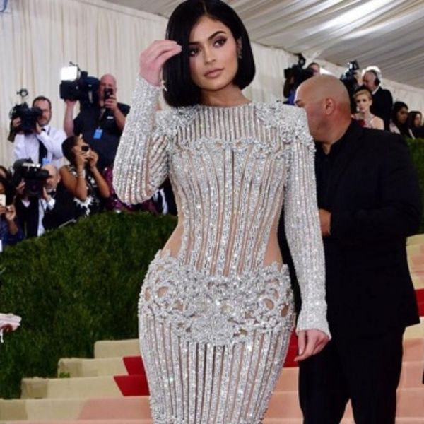 Kylie Jenner Reveals Her Met Gala Outfit Left Her Injured and Bleeding