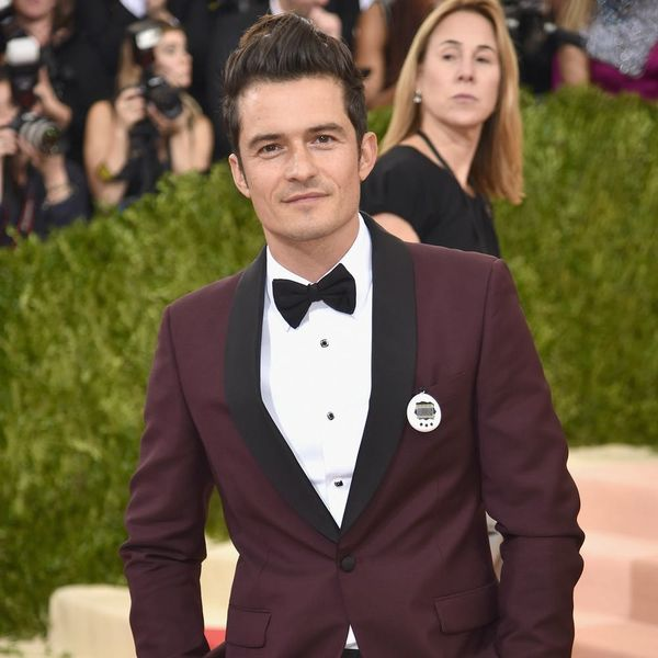 Katy Perry and Orlando Bloom Wore These Surprising Matching Accessories to the Met Gala