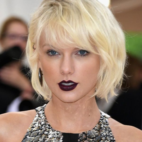 Taylor Swift's Met Gala Look Is the Epitome of Gothic Chic