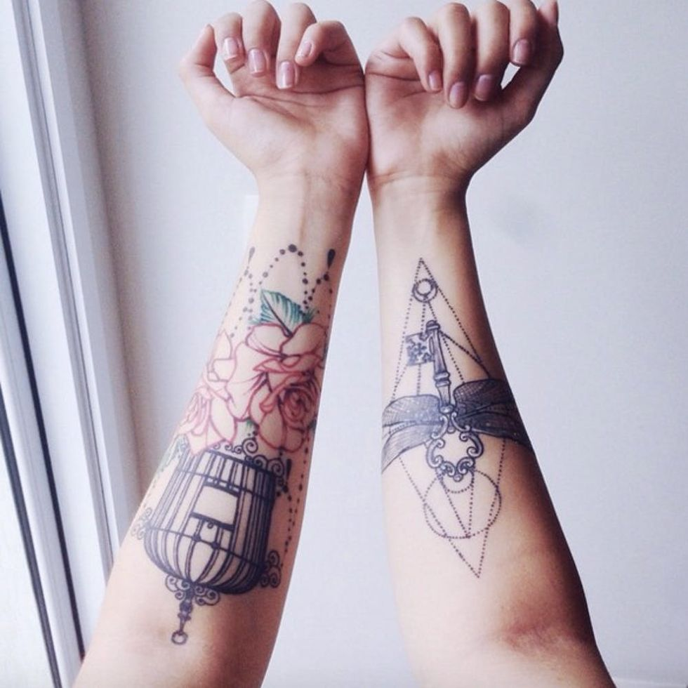 10 Magical Harry Potter Tattoos That Will Make You Want to Get Inked