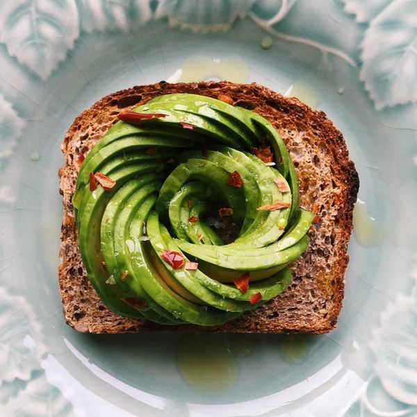 This New Avocado Trend Is About to Take Your Toast to the Next Level