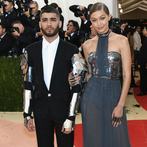 Gigi Hadid and Zayn Malik Just Made It Red Carpet Official