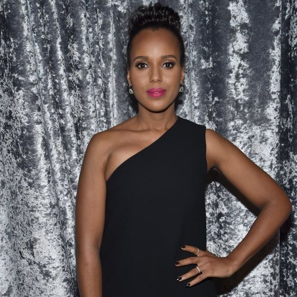 Kerry Washington Is Pregnant With Baby Number 2!