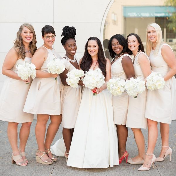 8 Reasons Why It's Actually Okay to Ditch Your Bridal Party