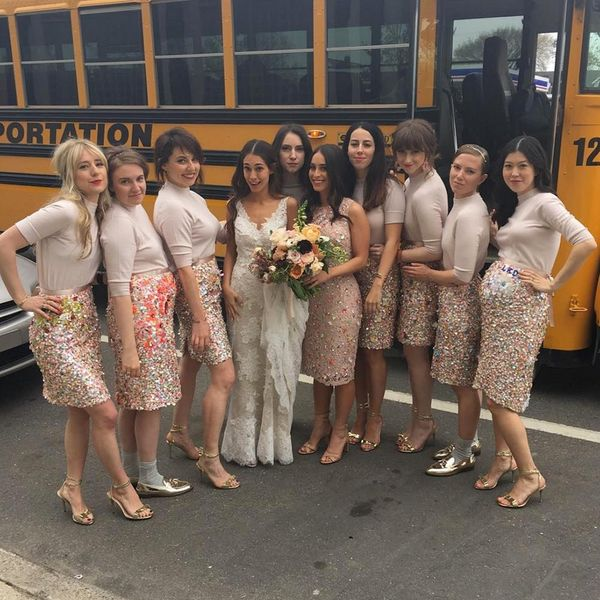 This J.Crew Bridesmaid Look Is the Perfect Non-Traditional Wedding Touch