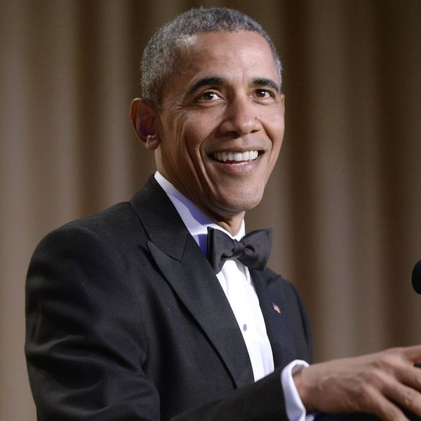 President Obama Dropped the Mic Last Night and It Was Everything