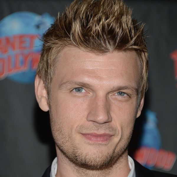 Nick Carter Shares His First Sweet Snap of Newborn Son Odin Reign