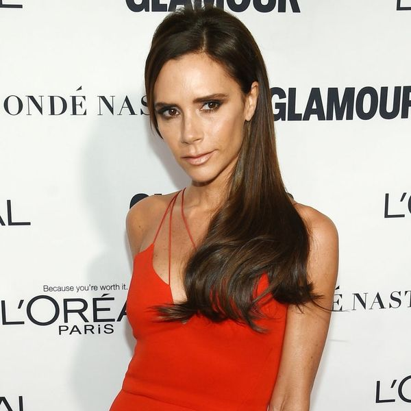 Victoria Beckham's Fashion Shoot Lunch Is All Kinds of #Foodgoals