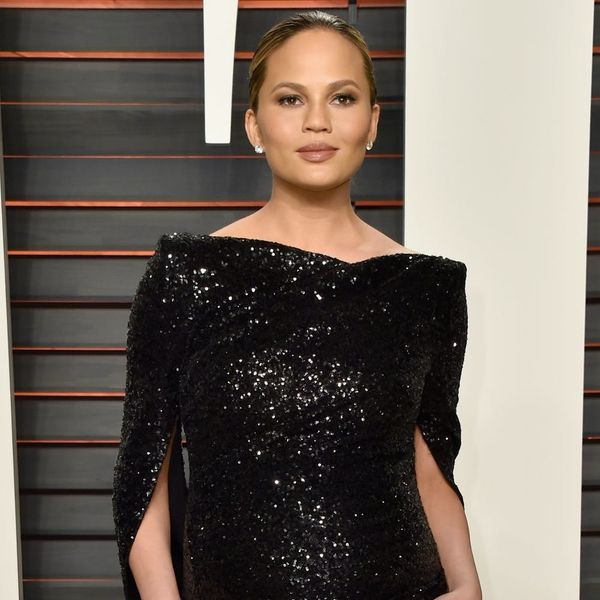 Warning: Chrissy Teigen's Latest Baby Snap Will Give You All the Feels