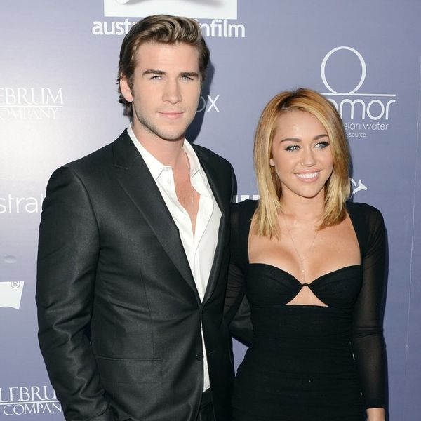 Miley Cyrus Gives Us Even More Proof That She and Liam Are Engaged