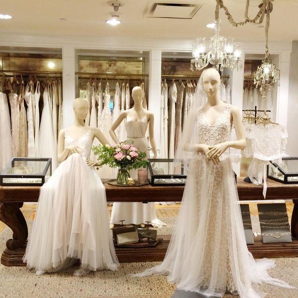 8 Wedding Dress Shopping Myths, Debunked