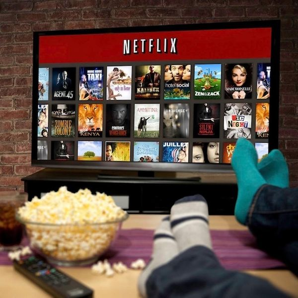 You Will NOT Believe the Number of Hours People Spent Watching Netflix This Year