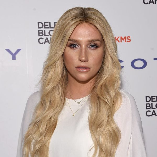 "Kesha's New ""True Colors"" Single Will Make You Cry (in the Best Kind of Way)"
