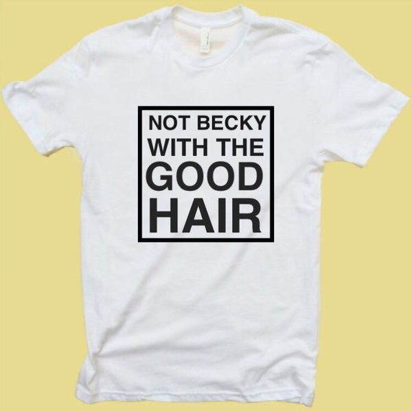 """Quick! Get This """"Becky With the Good Hair"""" Merch Before Bey Shuts It Down"""