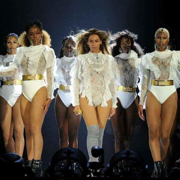 You Won't Believe Who Was at Beyoncé's Formation Tour Opener