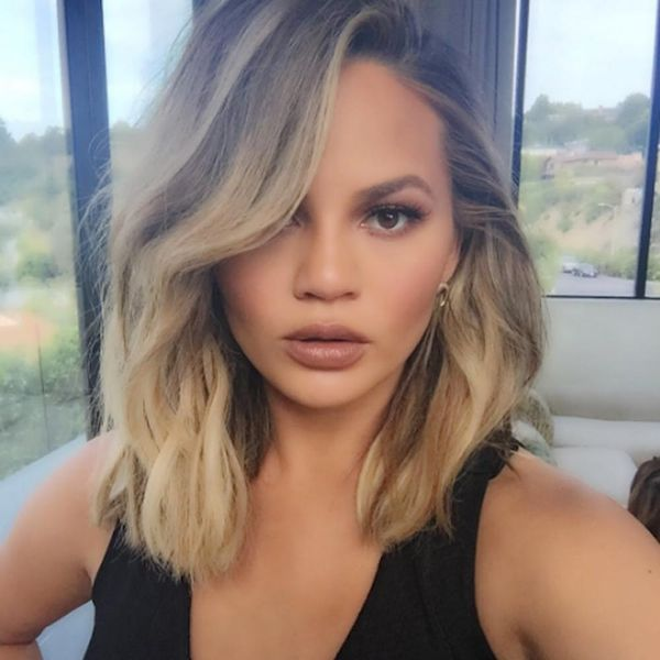 Morning Buzz! This Honest Pic Proves Chrissy Teigen Is the New Mom Role Model We Need + More