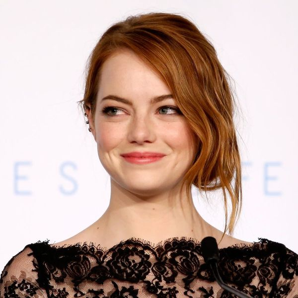 Emma Stone Debuts a New Hair Color That Hints at Her Villainous Disney Role