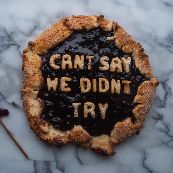 This Baker Is Turning Heartwrenching Breakup Quotes Into Baked Goods