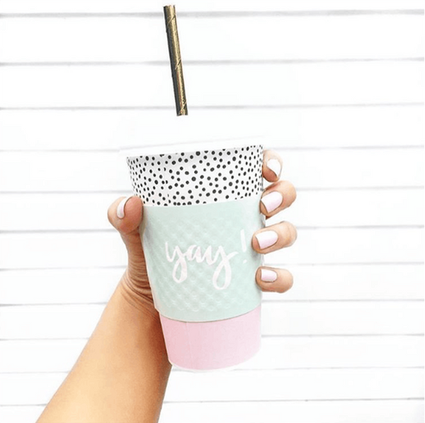 These Instababes' Preppy Nails Will Inspire Your Next Mani