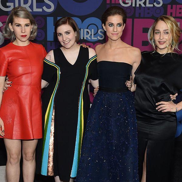 Lena Dunham Already Has a Genius Plan for a Future Girls Reunion