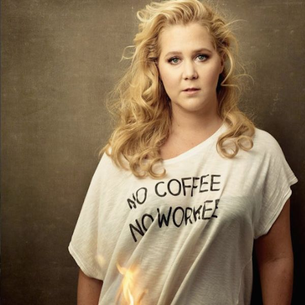 Morning Buzz! Amy Schumer Admits the Most Meaningful Thing About Her New Vanity Fair Cover