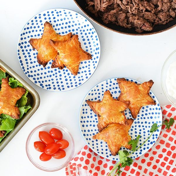 These Star-Shaped Taco Pies Are Perfect for Memorial Day