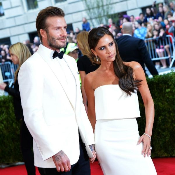 David and Victoria Beckham's Perfect Date Night Advice Will Have You Taking Notes