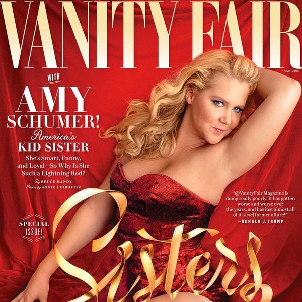 Vanity Fair's New Interview With Amy Schumer Proves She's the Perfect Post-Breakup Friend