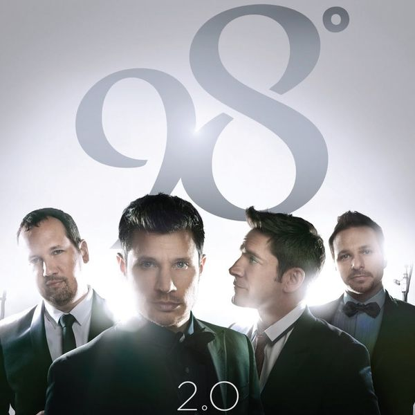 98 Degrees Is Headlining a New Tour (Because Apparently We've Gone Back in Time)