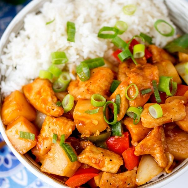 This 25-Minute Sweet and Sour Chicken Is #betterthantakeout
