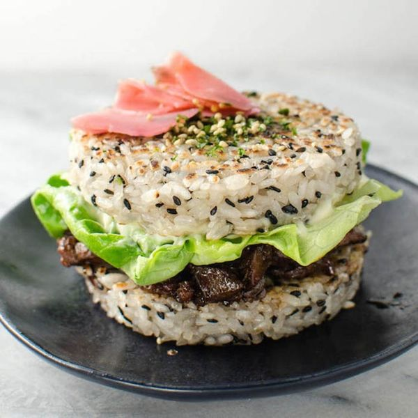 10 Sushi Burgers That Are a Foodie's Dream Come True