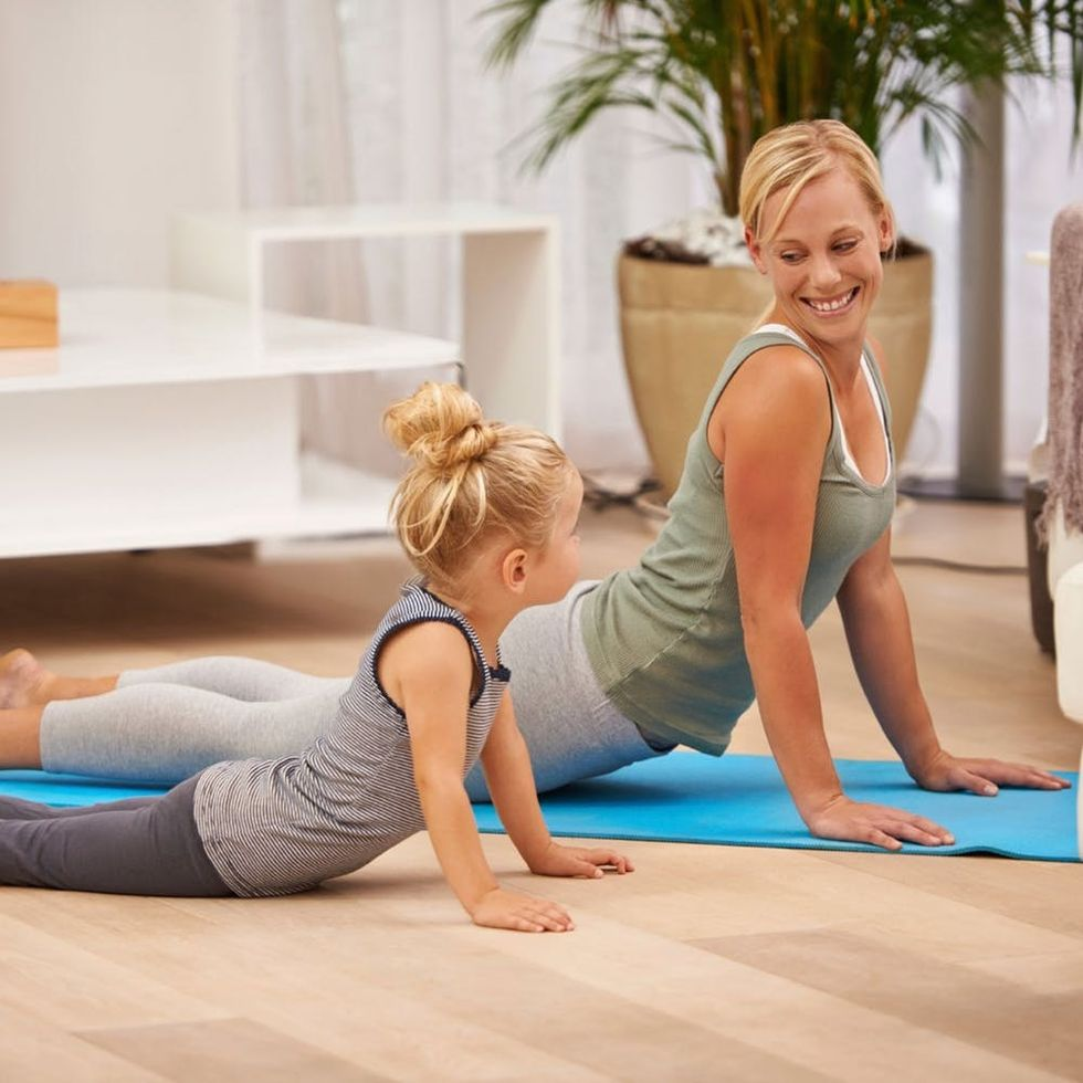 7 YouTube Workouts You Can Do With Your Kids