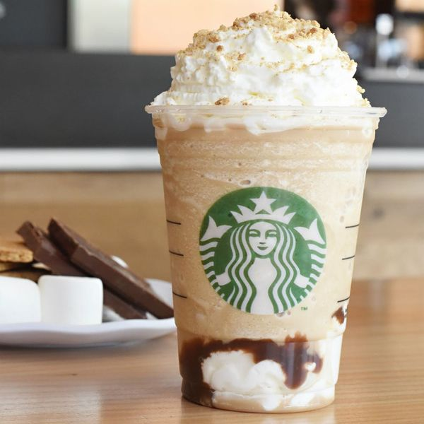 The Smores Frappucino Is BACK, Ya'll!