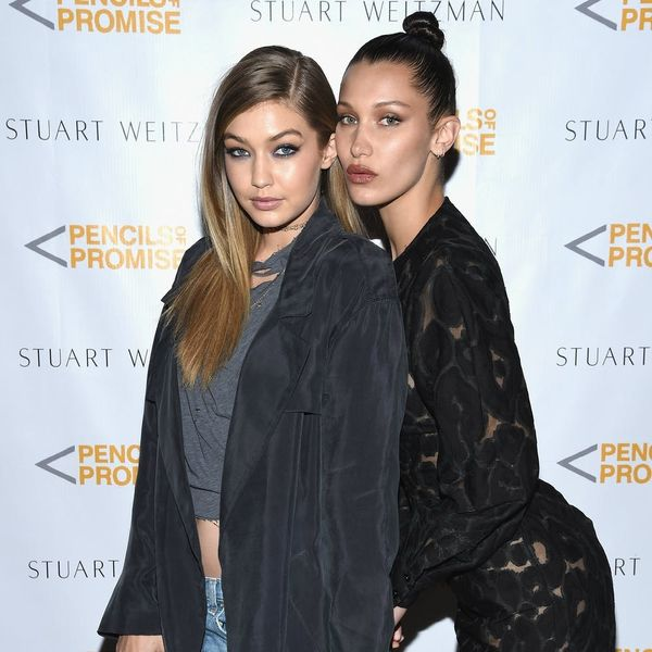Gigi Hadid Is TOTALLY Twinning With Bella for Her 21st