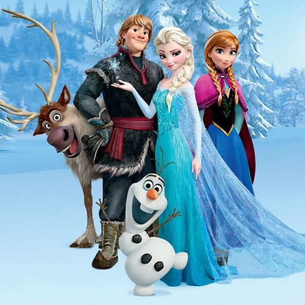 Frozen Is Coming Back in This Totally Unexpected Way