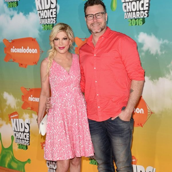 Dean McDermott Just Proposed to Tori Spelling (Again!) In the Cutest Way Possible
