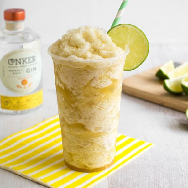 How to Make (Boozy!) Pineapple and Lime Slush Puppies