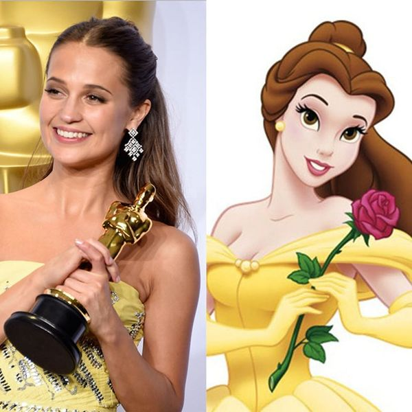 Recreate These Flawless Disney Princess Hairstyles for Prom