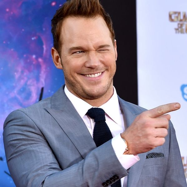 Chris Pratt Just Proved He's the Cutest Dad With This Instagram
