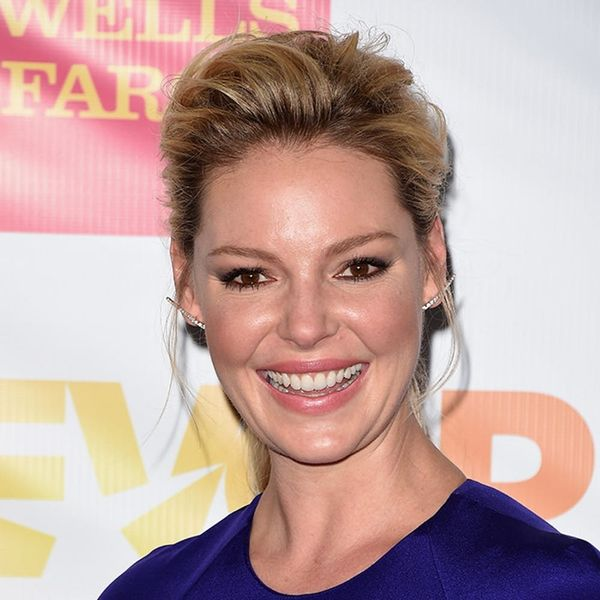 This Is How Katherine Heigl Gets Out the Door in 10 Minutes Flat