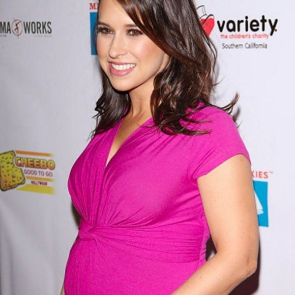 Lacey Chabert Reveals Her Baby's Gender With Adorable Excitement
