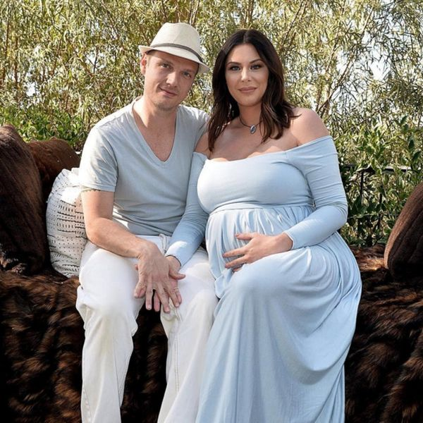 Nick Carter and His Wife Welcome Their Baby (Backstreet) Boy