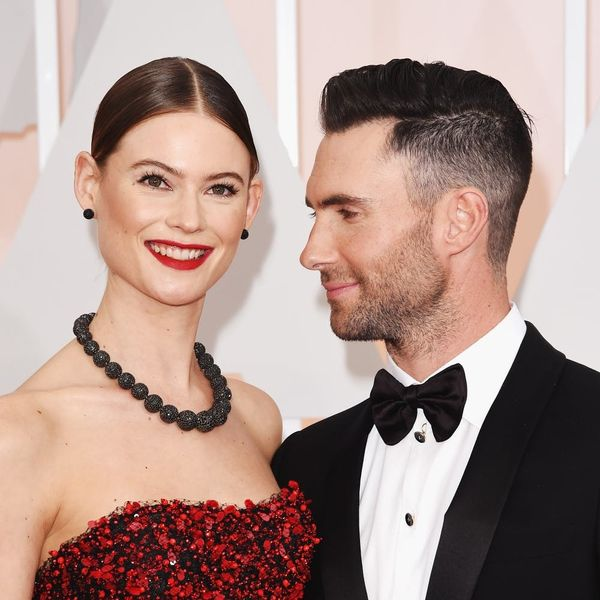 Behati Prinsloo and Adam Levine Are Baby Gender Teases
