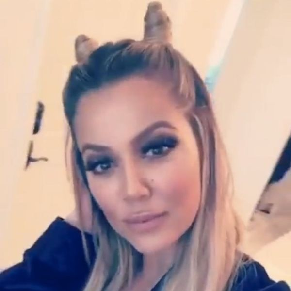 Morning Buzz! Khloe Kardashian Is FINALLY on Snapchat and Has a Special First Guest + More