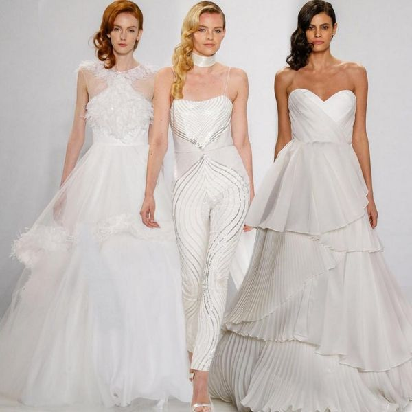 Your Favorite Project Runway Designer Just Dropped a Bridal Line