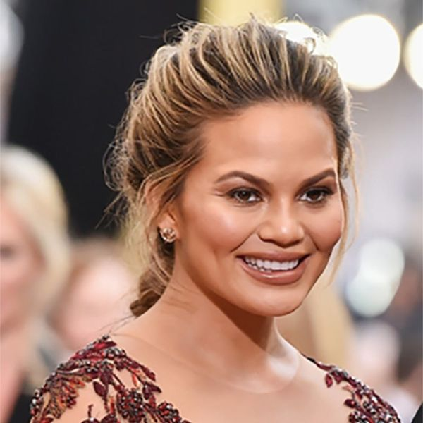 Chrissy Teigen Shares First Photo (+ Reveals Nickname!) of Baby Girl Luna