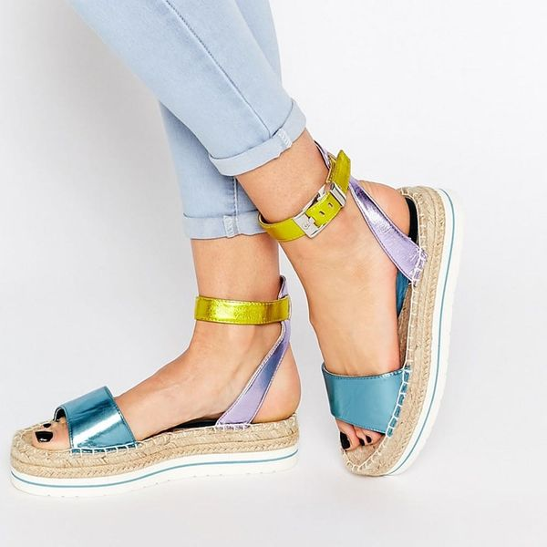12 Spring-Ready Espadrilles That Are So 2016