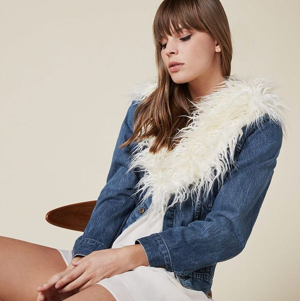 14 Denim Statement Pieces That Aren't Jeans